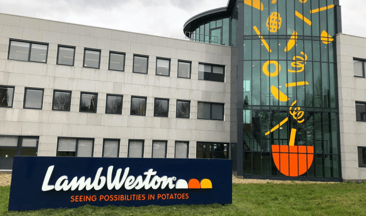 Lamb Weston / Meijer corporate center in the Netherlands