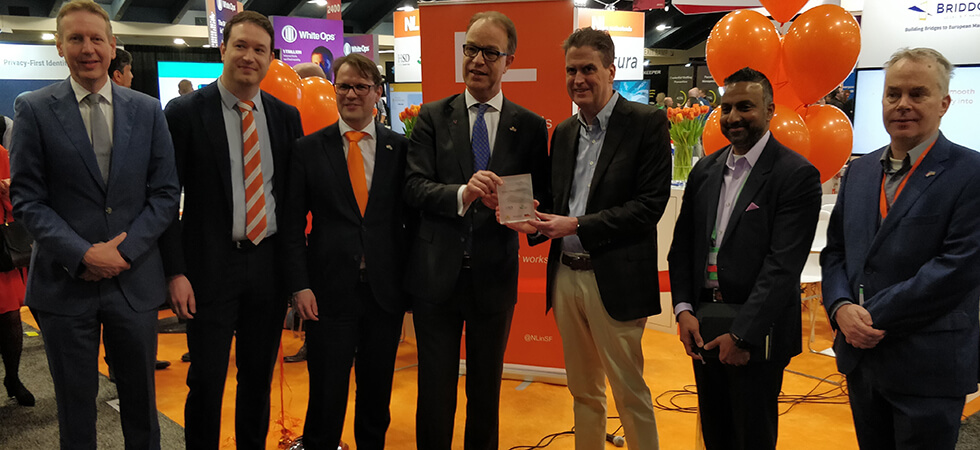 Supported by Invest in Holland Network, Booz Allen uses Dutch tech talent to pursue cyber innovation in the Netherlands