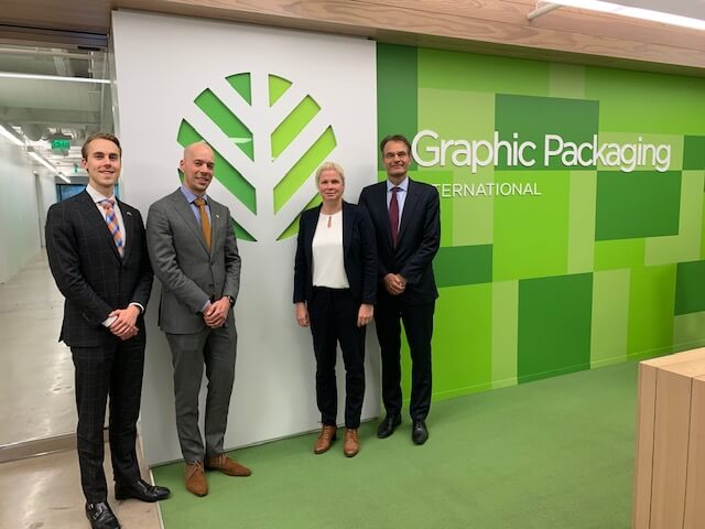 US-based company harnesses Dutch workforce to elevate European operations and innovate sustainable packaging solutions