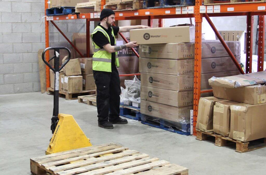 Monster Group found logistics solution for Brexit in the Netherlands