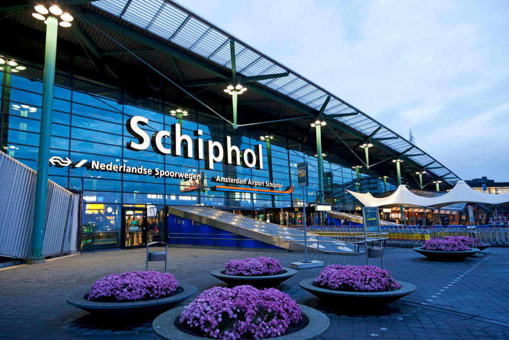 The Netherlands airports