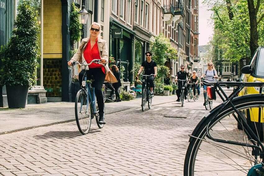 Yamaha HQ in Amsterdam Takes over European E-bike Division