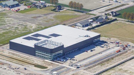 GEFCO opens Schiphol Distribution Center to suppor international growth