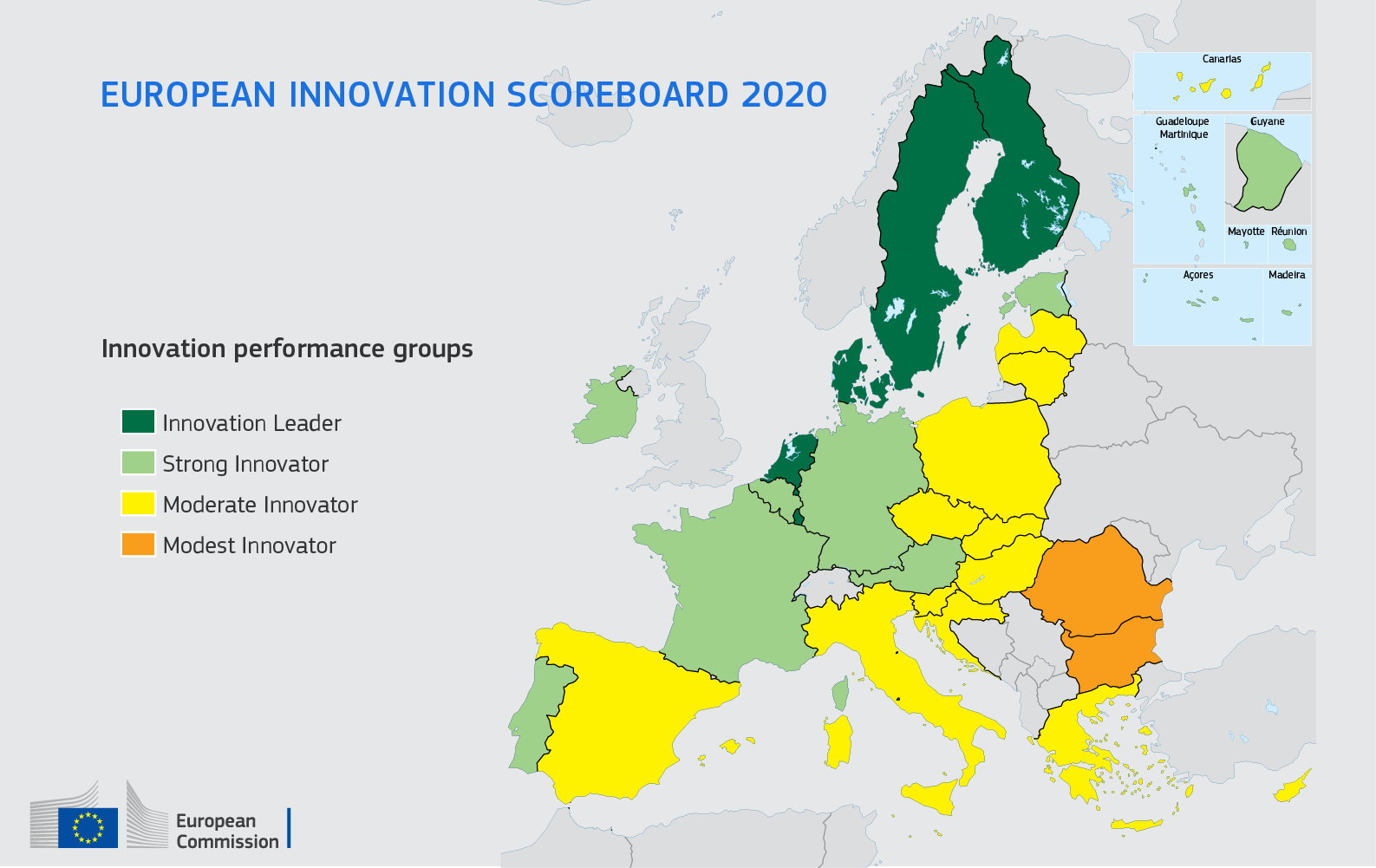 The Netherlands belongs to the top of EU Innovation Leaders