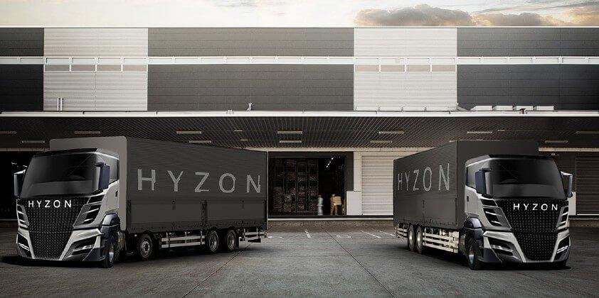 Hyzon Motors plant Börsengang
