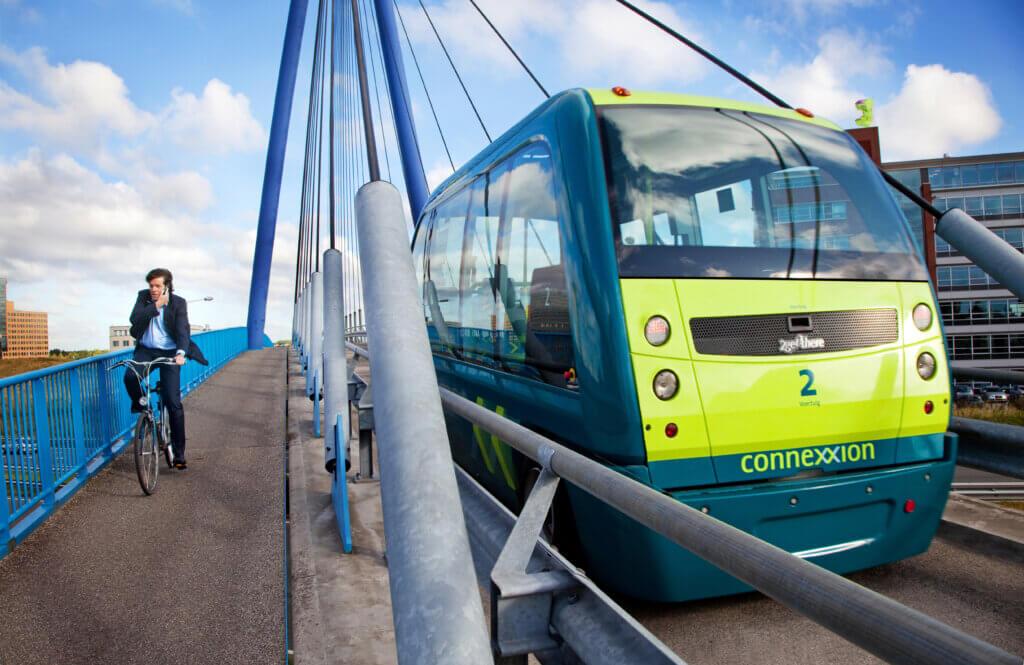 Dutch smart mobility
