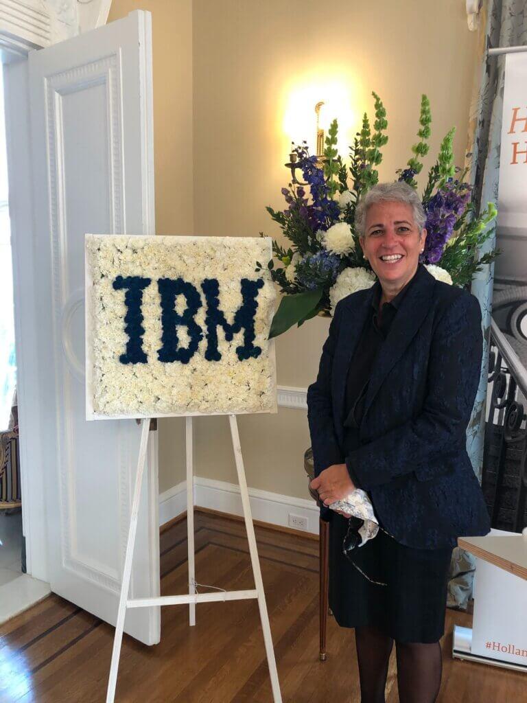 IBM receives Holland on the Hill Heineken Award