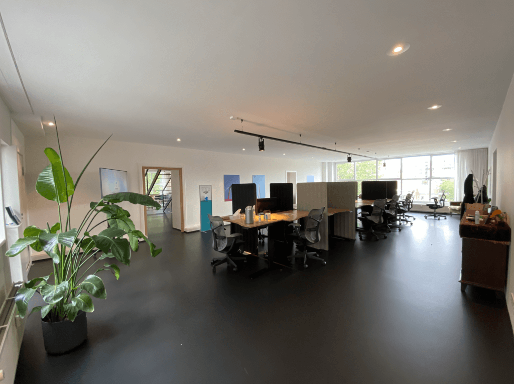 Phenom People office in the Netherlands